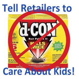 Campaign Urges Walmart to Discontinue Rodent Poison Products EPA Wants Banned