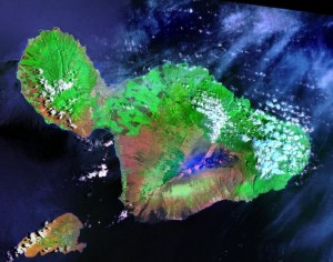 Maui_Landsat_Photo