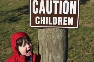 kidpolesign