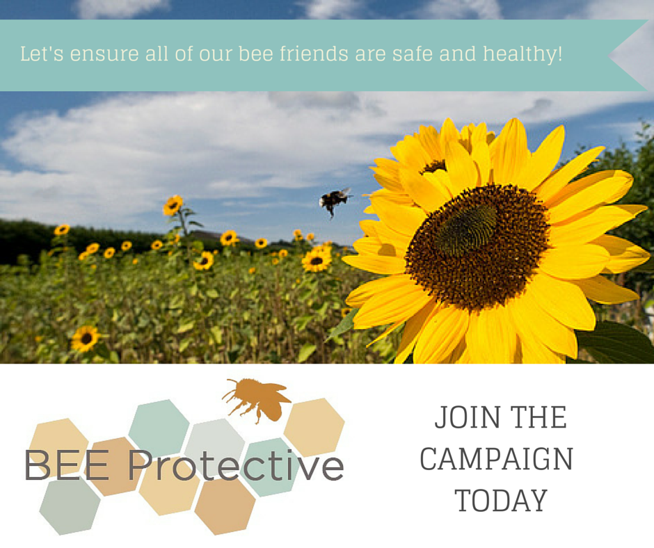 #beeprotective field