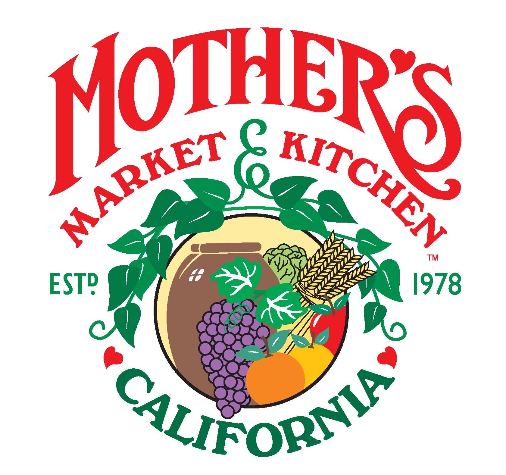 Mom's Market and Kitchen Logo